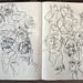 2006.01-2007.12[5] Shanghai Sanlintang Studio Sketchbooks 1to5 上海三林塘工作室 草稿速写簿第一至第五本-355