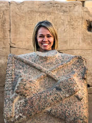 Brittany in Karnak