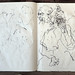 2006.01-2007.12[5] Shanghai Sanlintang Studio Sketchbooks 1to5 上海三林塘工作室 草稿速写簿第一至第五本-348
