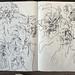 2006.01-2007.12[5] Shanghai Sanlintang Studio Sketchbooks 1to5 上海三林塘工作室 草稿速写簿第一至第五本-351