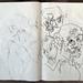 2006.01-2007.12[5] Shanghai Sanlintang Studio Sketchbooks 1to5 上海三林塘工作室 草稿速写簿第一至第五本-363