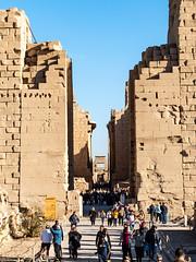 Door to Karnak