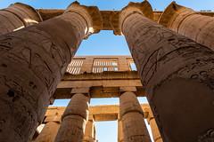 Karnak Columns and Windows