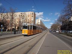 Ganz KCSV-7 1441 Budapest, Kalotaszeg utca, 2019. 03. 05.