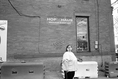 Margaret and Hop Haus