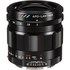 Voigtlander 50/2 APO Lanthar