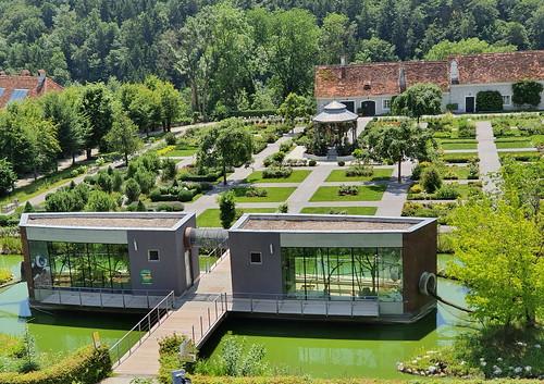Schloss Herberstein Garten