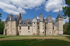 Cher - Château de Meillant