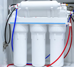 Filters to purify drinking water at home