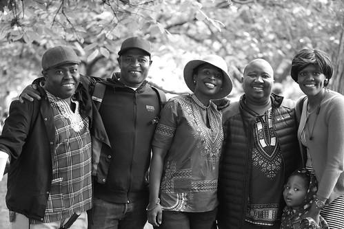 2018 5-27-94bw  Africa Day at Farmleigh  Dublin