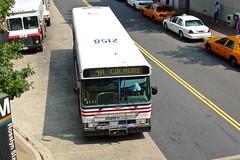 Metrobus 2158 at Rosslyn