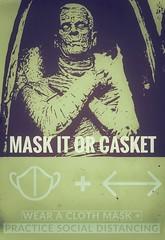 Mask It Or Casket : HMK Archive