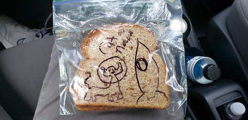 Renda's Lunch Artwork