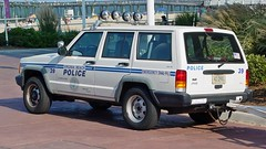 Virginia Beach police car