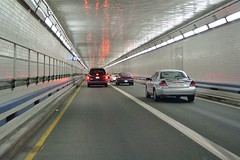 Hampton Roads Bridge-Tunnel, westbound tube