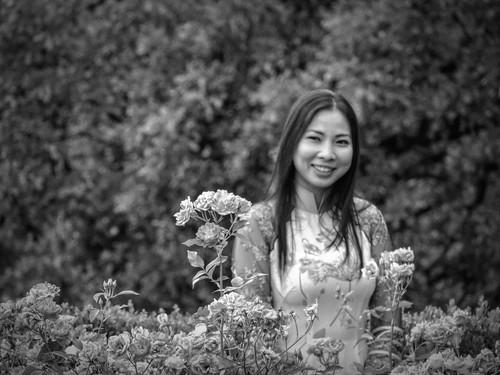 Gardening Smile