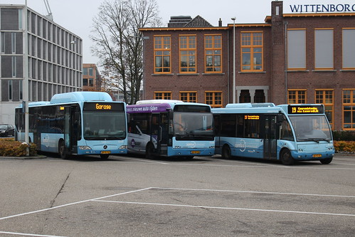 Syntus, 5205, 5148 and 5321