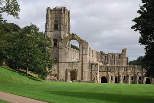 Fountains Abbey #Explore