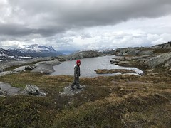 Tur til Katteratfjell