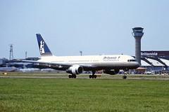 G-BYAP Boeing 757 Britannia LTN 04-09-99