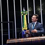 Sessão do Congresso Nacional - Promulgação do adiamento das eleições municipais 2020  - Julho/2020
