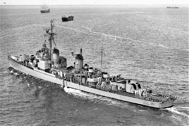 Photo:USS NEW : DD-818 By TimWebb