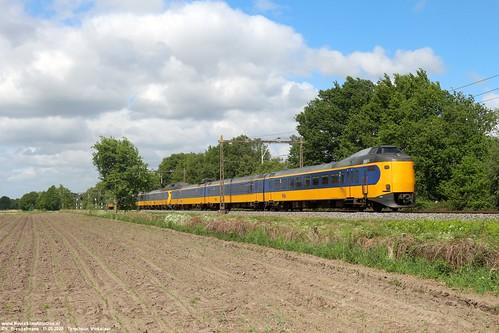 NS 4052 & 4207 - Terschuur 11-05-2020.