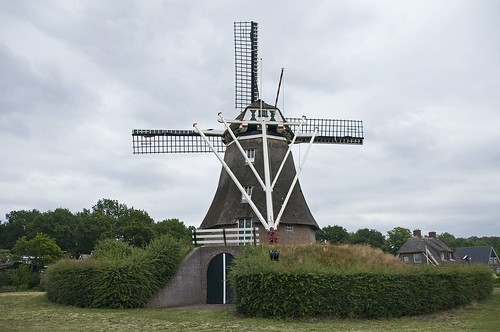 Molen in Aalden