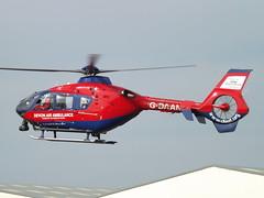 G-DAAN Eurocopter EC135 Helicopter (Devon Air Ambulance)