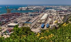 Barcelona: Zona Franca-Port
