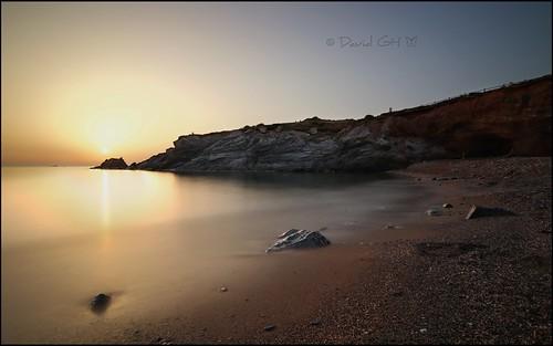 Amanecer desde Cabo de Palos, Cala Fría (Cartagena)...   Sunrise from Cabo de Palos, Cala Fría (Cartagena)...