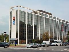 NPR building