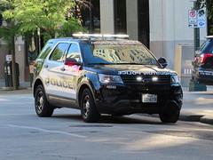 Houston Police Department Ford Police Interceptor Utility