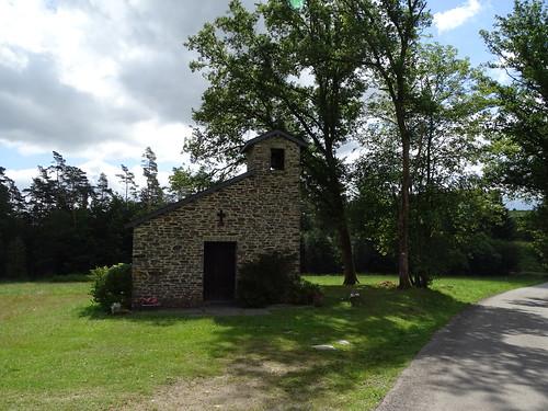 La chapelle du Flachis