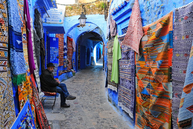 Chefchaouen Medina, Morocco IMG_6619