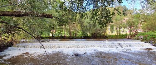 Feistritz Waterfall