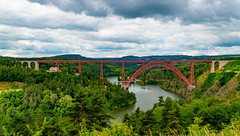 Viaduc de Garabit, France.