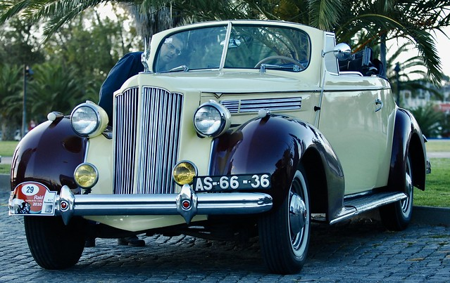 Photo:PACKARD 120 CONVERTIBLE COUPE (1939) By pedrosimoes7
