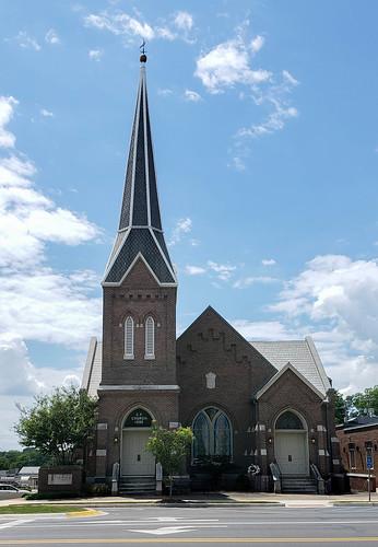 Athens First Presbyterian Church
