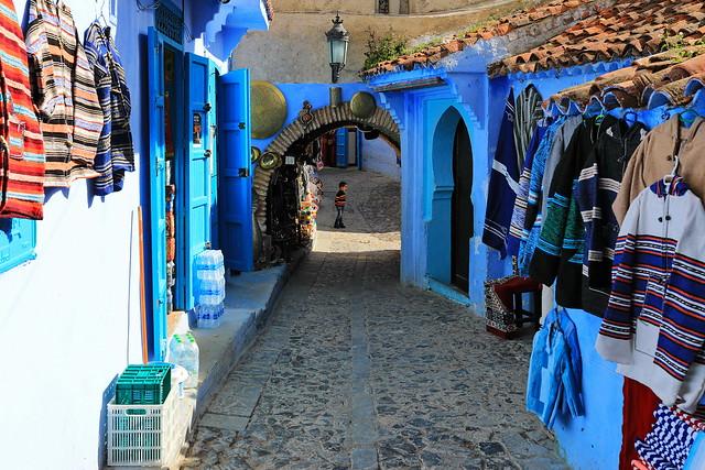 Chefchaouen Medina, Morocco IMG_6455