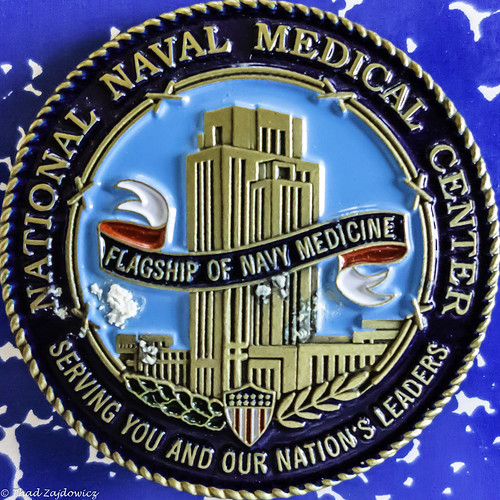 National Naval Medical Center Coin