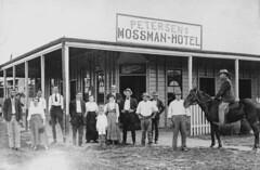 Petersens Mossman Hotel 1911
