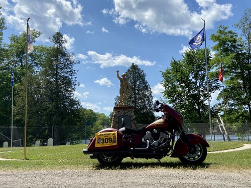07-03-2020 Ride Tour Of Honor Doughboy - Peshtigo,WI