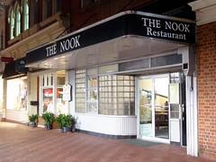 The Nook restaurant