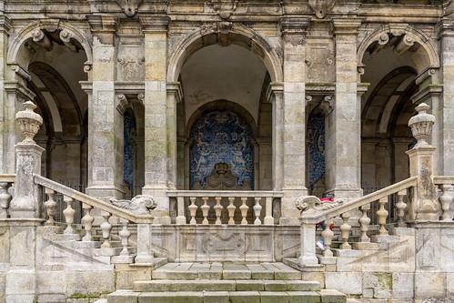 Cathédrale de Porto, Porto, Portugal