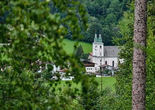 Church Brixen im Thale | Walk Brixen Gangl