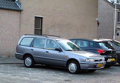 2000 Nissan Sunny Wagon 1.6i LX