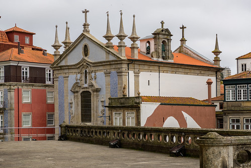 Église Sao Francisco, Porto, Portugal
