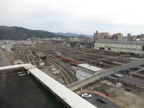新山口駅 改良工事 ターミナルホテル新山口 (3)