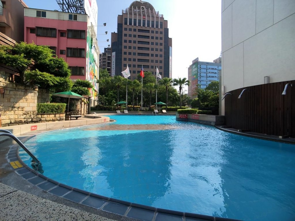 Evergreen Laurel Hotel Taichung 5